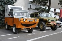 Украинцы создали амфибию УАЗ и аналог Хаммера