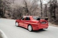 Единственный экземпляр Alfa Romeo 155 GTA Stradale продадут на аукционе