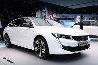 Peugeot сделает полноприводный гибрид 508 R