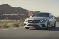 Старый Mercedes-Benz на ходу переделывали в новый