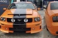 Как выглядит единственный в мире 4-дверный Ford Mustang