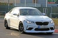 BMW тестирует M2 CS или M2 CSL