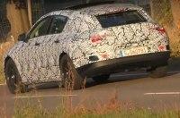 Запечатлен тестовый прототип универсала Mercedes CLA
