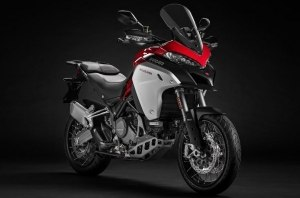 Ducati представила новый мотоцикл - им оказалась обновленная эндуро-версия Multistrada