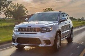 Jeep Grand Cherokee Trackhawk получил 1200-сильную версию