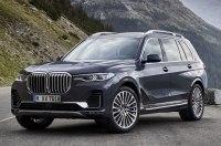 BMW X7 2019: фото и обзор самого большого кроссовера БМВ