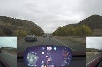 Обзор в 360 градусов: Tesla улучшила видимость и безопасность автопилота