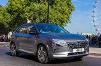 Водородный кроссовер Hyundai очистит воздух в Лондоне