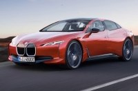 В 2021 году BMW выпустит стильного конкурента Tesla