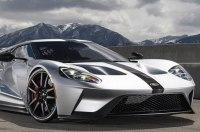 Ford продлит производство суперкара GT из-за высокого спроса