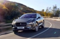 Jaguar доставил первый I-Pace в США