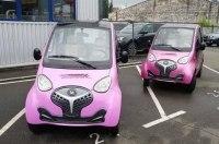 120 км на одном заряде: в Украине начали продавать электромобиль дешевле $4 000