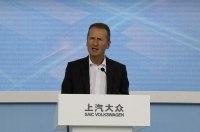 Первый завод Фольксвагена под платформу MEB откроется в Шанхае