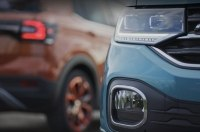 Самый маленький кроссовер Volkswagen показали на видео