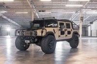 Ателье Mil-Spec представило рестомод Hummer H1 за 249 тысяч долларов