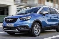 Кроссовер Opel Crossland X получил новый дизель с «автоматом»