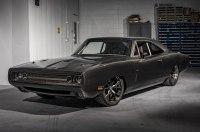 Американцы построили карбоновый Dodge Charger с двигателем от «Демона»