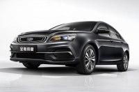 Только-только сменивший дизайн седан Geely Emgrand 7 скоро ещё раз обновится