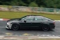 Новая Audi RS7 Sportback вышла на тесты