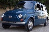 190 км на одном «баке»: американцы прокачали старенький Fiat 500 и превратили его в электромобиль