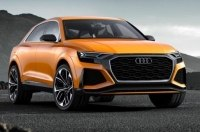 Шпионы сняли новый Audi SQ8 на тестах в Нюрбургринге