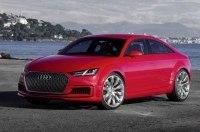 Audi хочет сделать из спортивной ТТ четырехдверное купе