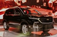 Кроссовер Chevrolet Captiva нового поколения оказался близнецом «китайца»