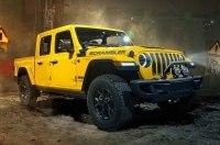 Стало известно имя пикапа на базе Jeep Wrangler