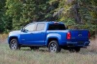 Chevrolet приспособил пикап Colorado для серьезного бездорожья