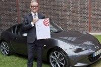 Бывший глава дизайна Mazda Кевин Райс перешел в Chery