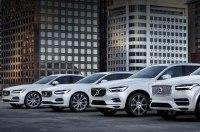 Марка Volvo стала жертвой торговой войны США и Китая