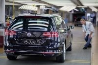 Производство VW Passat перенесут на завод Skoda в Чехии
