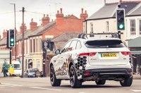 Jaguar Land Rover научил автомобили общаться со светофорами