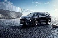 Новый кроссовер Chevrolet назвали в честь первого «Сабурбана»