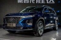 Другой Hyundai Santa Fe: он больше и у него есть сканеры отпечатка пальца