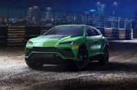 Супер-внедорожник Lamborghini Urus получил трековую версию ST-X
