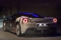 Гибридному купе Ferrari нагадали исторический шильдик Dino