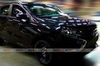 Ультрабюджетная Lada XRay: первые фотографии