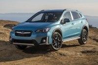 Subaru представила первый подзаряжаемый гибрид