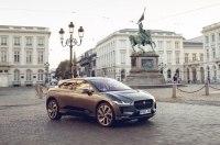 Перший офіційний повністю електричний кросовер преміум класу Jaguar I-PACE в Україні