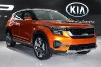 Аналог Hyundai Creta от KIA сохранит дизайн предвестника