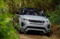 Новый Range Rover Evoque: первые фотографии