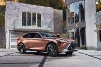 Lexus работает над конкурентом Lamborghini Urus