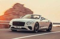 Новый Bentley Continental GT лишился крыши
