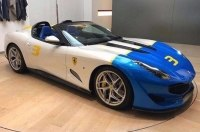 Ferrari построила для своего клиента эксклюзивный спайдер SP3JC