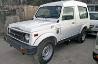 Руководители Suzuki решили завершить выпуск Jimny образца 80-х годов