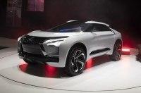 Mitsubishi показали приемника линейки Evolution на автосалоне в Лос-Анджелесе