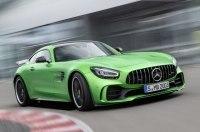 Лунный синдром: купе и родстер Mercedes-AMG GT опять обновили