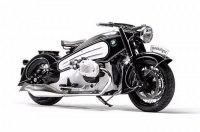 Мотоцикл Nmoto Nostalgia - вдохновлен моделью BMW Mororrad 1930 годов