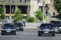 Автобаза президента пополнит свой парк бронированными Mercedes за 42 миллиона